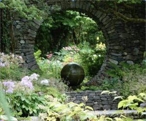 Caher Bridge Garden allégée