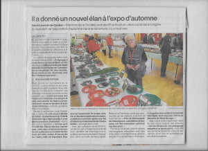 Article OF expo